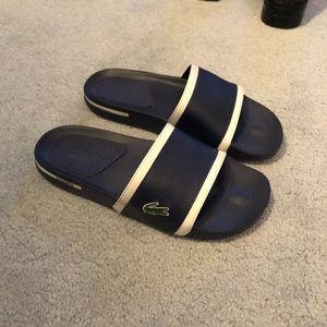 Mens Lacoste Sandals